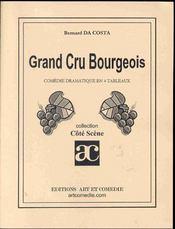 Grand cru bourgeois - Intérieur - Format classique