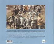 Le chemin des dames, 1914-1918 - 4ème de couverture - Format classique