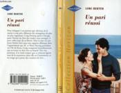Un Pari Reussi - Me ? Marry You ? - Couverture - Format classique