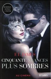Vente  Cinquante nuances T.2 ; cinquante nuances plus sombres  - James-E - E L James - E. L. James