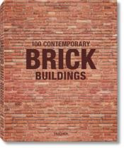 Vente  100 contemporary brick buildings  - Collectif - Philip Jodidio
