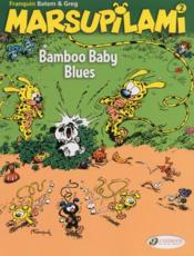 Vente livre :  Marsupilami T.2 ; Bamboo baby blues  - Andre Franquin - André Franquin