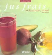 Jus frais et boissons santé - Intérieur - Format classique