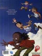 Les enfants d'ailleurs t.2 ; les ombres - 4ème de couverture - Format classique