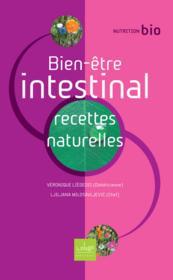 Bien-être intestinal, recettes naturelles - Couverture - Format classique