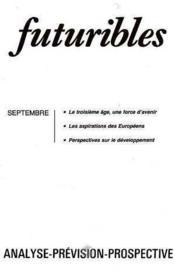 Futuribles No80 Septembre 1984 - Couverture - Format classique