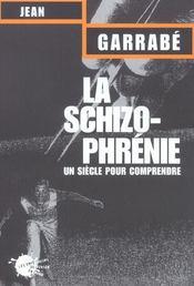 Schizophrenie (La) - Intérieur - Format classique