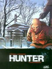 Hunter t.1 ; jivaro business - Intérieur - Format classique