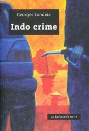 Indo Crime - Intérieur - Format classique
