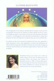 Femme Ressuscitee (La) - 4ème de couverture - Format classique