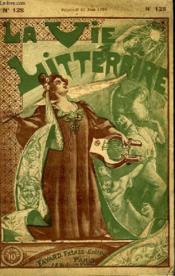 L'Aerostat. La Vie Litteraire. - Couverture - Format classique