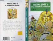 Indiana Jones Jr Et Le Tombeau Pharaon - Couverture - Format classique