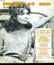 Revue De Cinema - Image Et Son N° 213 - Le Cinema Litteraire Francais - Un Fantastique Subversif - Couverture - Format classique