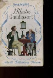 L'Illustre Gaudissart - Le Chef-D'Oeuvre Inconnu - Sarrasine - Couverture - Format classique