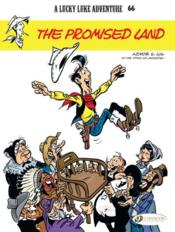 Vente livre :  Lucky Luke T.66 ; the promised land  - Jul - Morris - Rene Goscinny