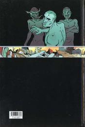 Nomad - Tome 05 - 4ème de couverture - Format classique