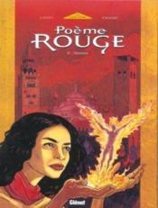 Poème rouge t.2 ; Eleonora - Couverture - Format classique