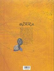 Poème rouge t.2 ; Eleonora - 4ème de couverture - Format classique