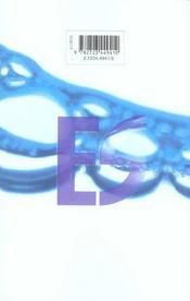 Es (eternal sabbath) t.6 - 4ème de couverture - Format classique