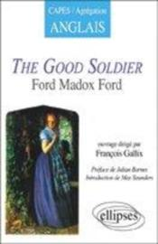 The Good Soldier Ford Madox Ford - Couverture - Format classique