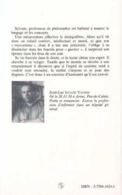 La Mauvaise Foi - 4ème de couverture - Format classique