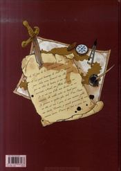 Les portes du ciel t.1 ; les louves - 4ème de couverture - Format classique