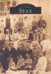 Sfax - Couverture - Format classique