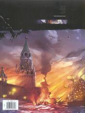 Eden killer t.1 ; Sergueï - 4ème de couverture - Format classique