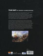 Jean Bart - 4ème de couverture - Format classique