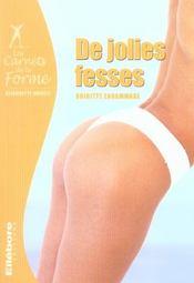 Jolies Fesses - Carnets De La Forme - Intérieur - Format classique