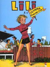 Lili t.15 ; Lili à l'Olympia sporting club - Intérieur - Format classique