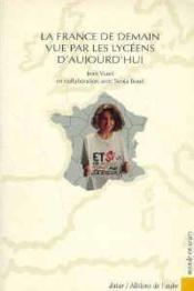 La France De Demain - Couverture - Format classique