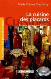 La Cuisine Des Placards/Poche - Couverture - Format classique