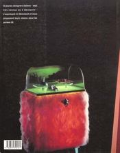 Nouveau design italien - 4ème de couverture - Format classique
