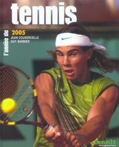 L'Annee Du Tennis 2005 - Intérieur - Format classique