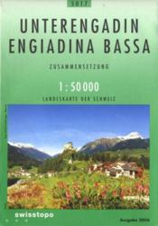 Unterengadin.Engiadina Bassa - Couverture - Format classique