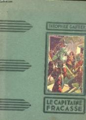 Le Capitaine Fracasse - Couverture - Format classique