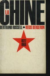 La Chine 1922-1968 - Couverture - Format classique