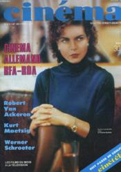 Cinema 84 N° 303 - Cinema Allemand Rfa - Rda - Robert Van Ackeren - Kurt Maetzig - Werner Schroeter - Couverture - Format classique