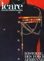 Icare N°92 - Histoire Des Forces Aeriennes Francaises - Tome 2 - Couverture - Format classique