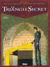 Le triangle secret t.7 ; l'imposteur - Couverture - Format classique