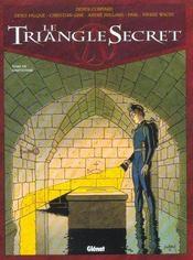 Le triangle secret t.7 ; l'imposteur - Intérieur - Format classique