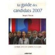 Le Guide Des Candidats 2007 - Couverture - Format classique