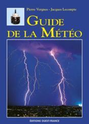 Guide de la météo - Couverture - Format classique