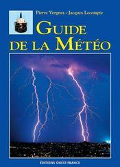 Guide de la météo - Intérieur - Format classique