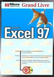 Grand livre excel 97 - Intérieur - Format classique
