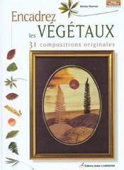 Encadrez Les Vegetaux - Intérieur - Format classique