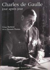 Charles De Gaulle Jour Apres Jour - Intérieur - Format classique