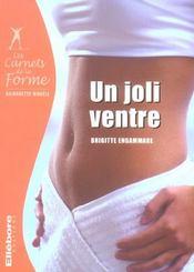 Joli Ventre - Carnets De La Forme - Intérieur - Format classique