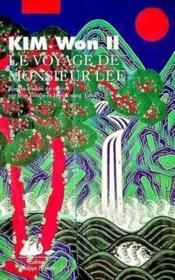 Voyage De Monsieur Lee (Le) - Couverture - Format classique